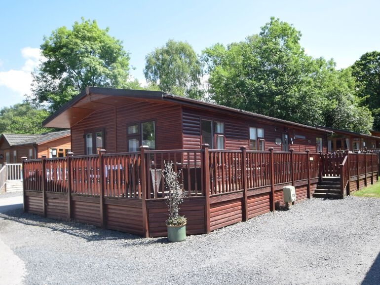 baby and toddler friendly lodge in the Lake District