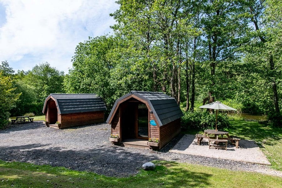 baby and toddler friendly holiday park lake district