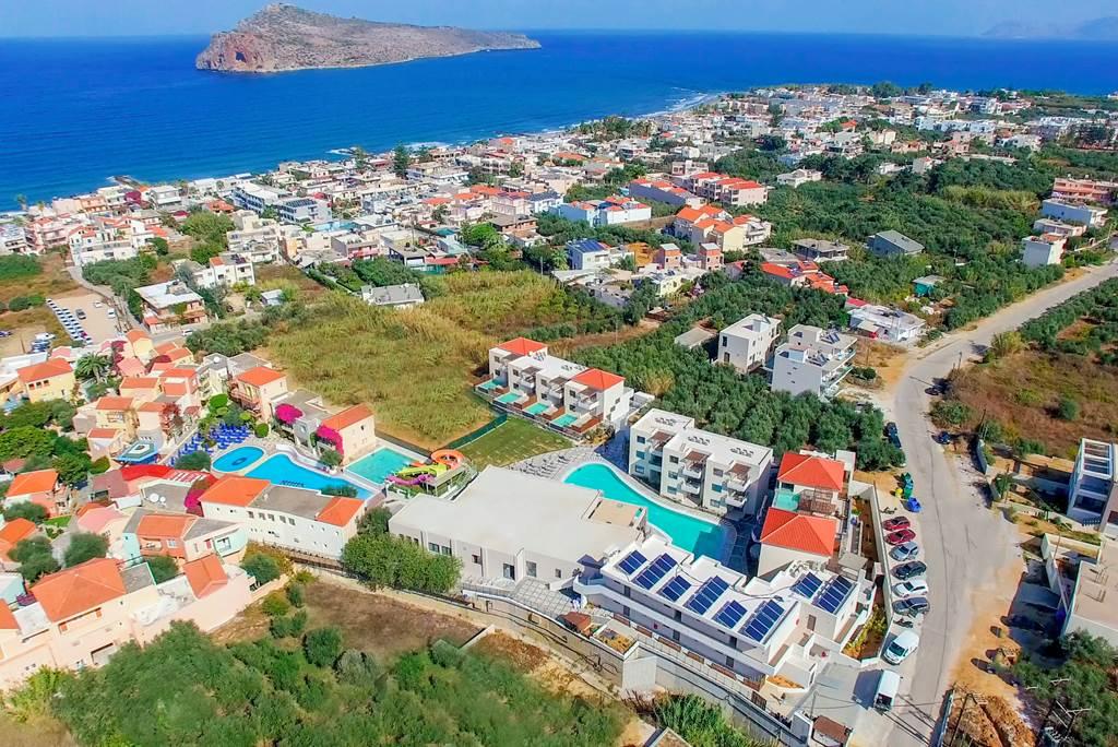 toddler friendly hotel in crete