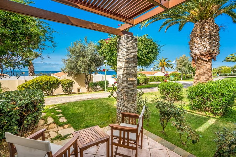 baby and toddler friendly place to stay in crete