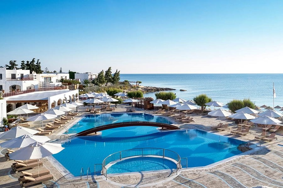 baby and toddler friendly hotel crete