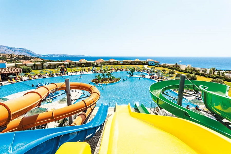 baby and toddler friendly hotel in rhodes