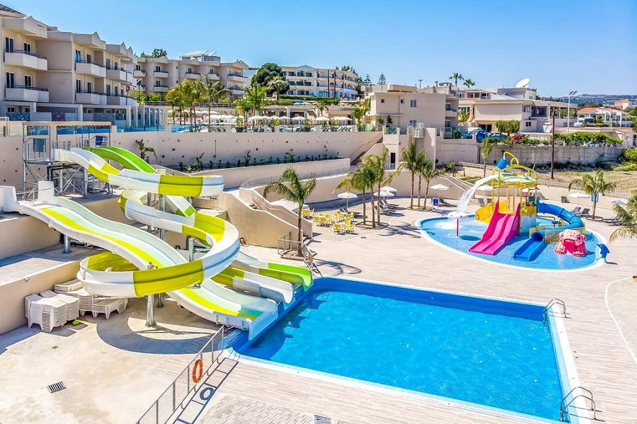 hotel for babies and toddlers in rhodes
