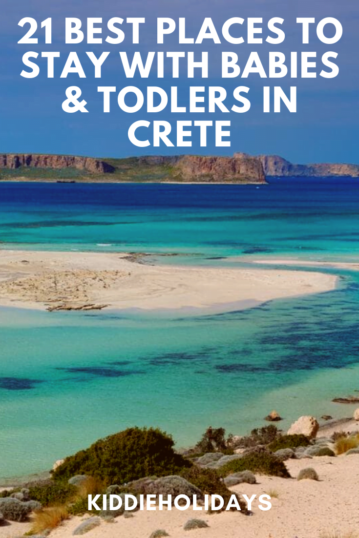 baby and toddler friendly hotel in crete