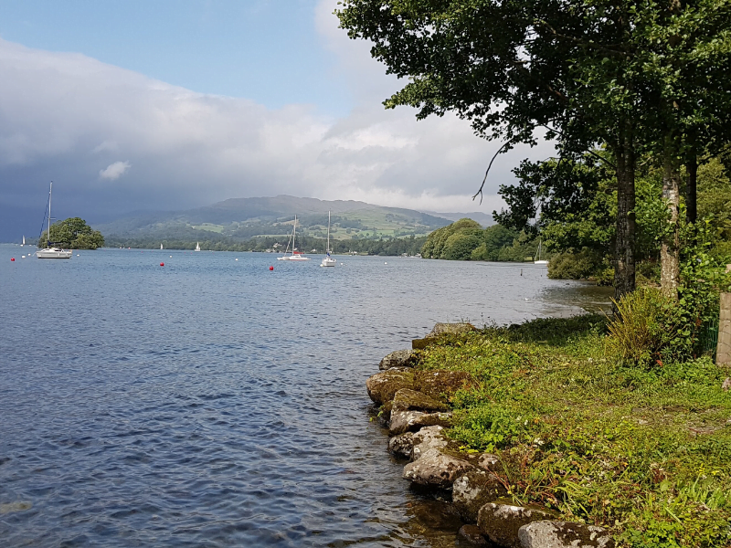 places to stay with babies and toddler in the lake district