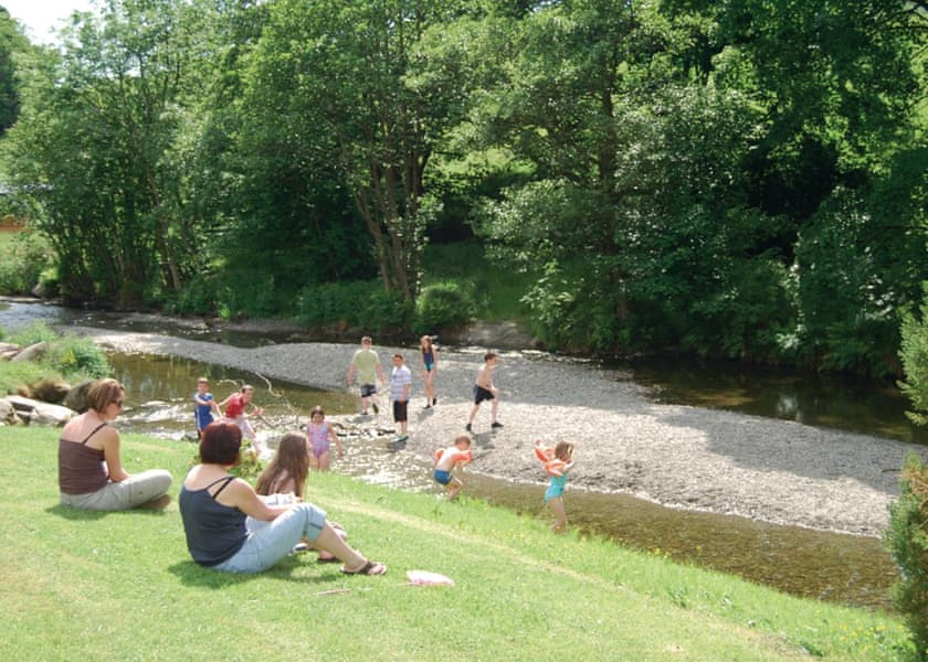 toddler friendly holiday park in the lake district