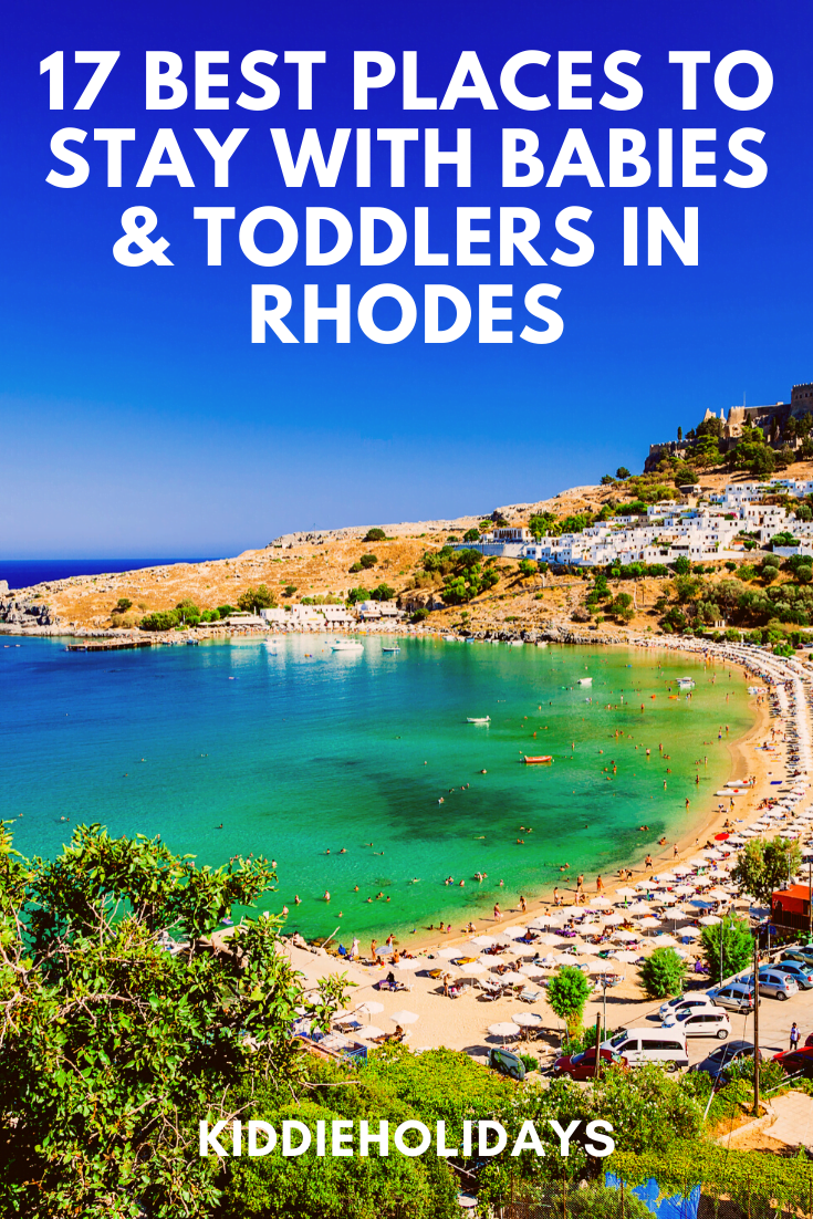 baby and toddler friendly place to stay in rhodes
