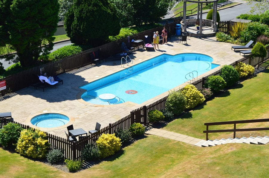 baby and toddler friendly resort uk