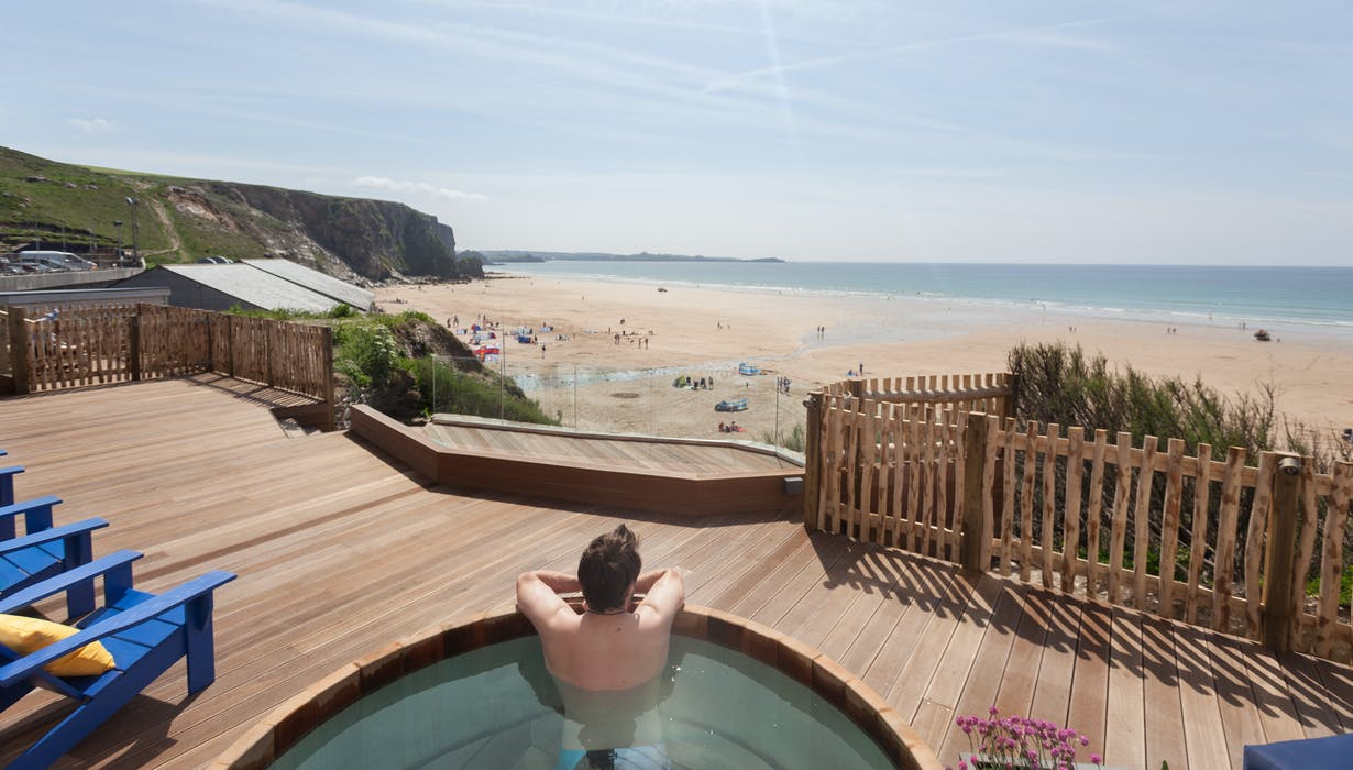 hotel for babies and toddlers in cornwall