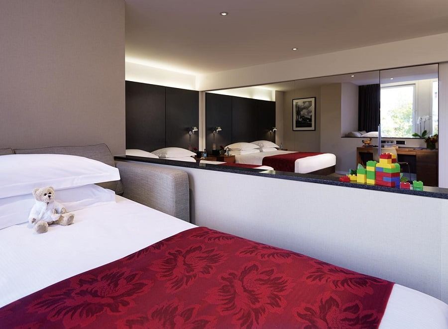 baby and toddler friendly hotels in london