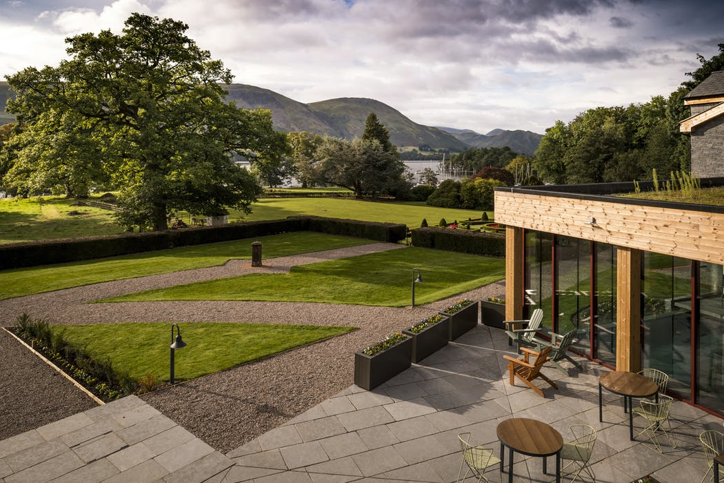 baby and toddler friendly hotel in the lake district