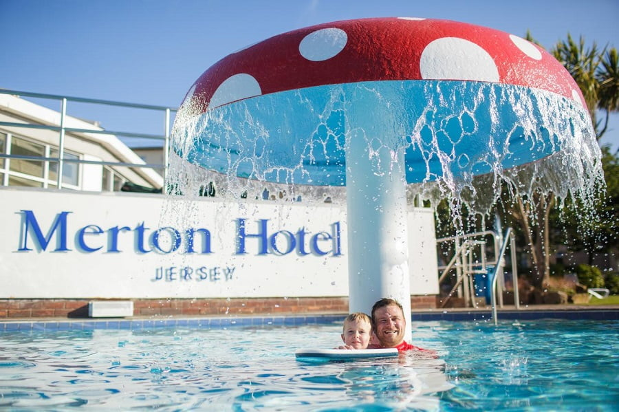 baby and toddler friendly hotel uk