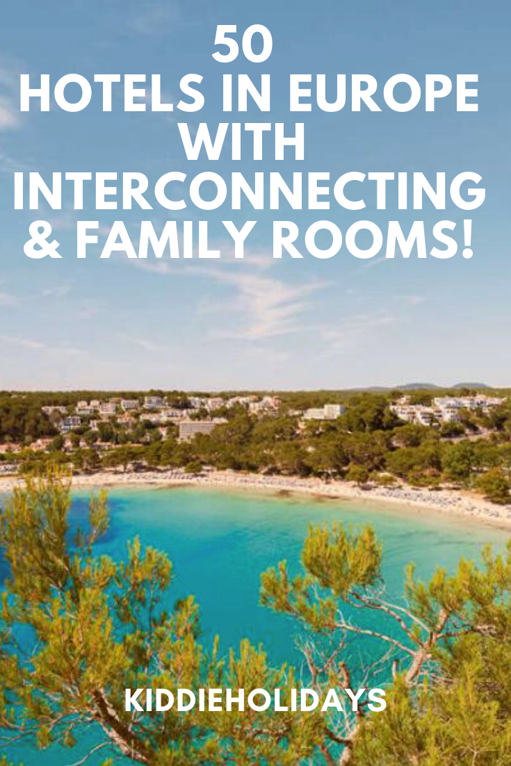 interconnecting family rooms