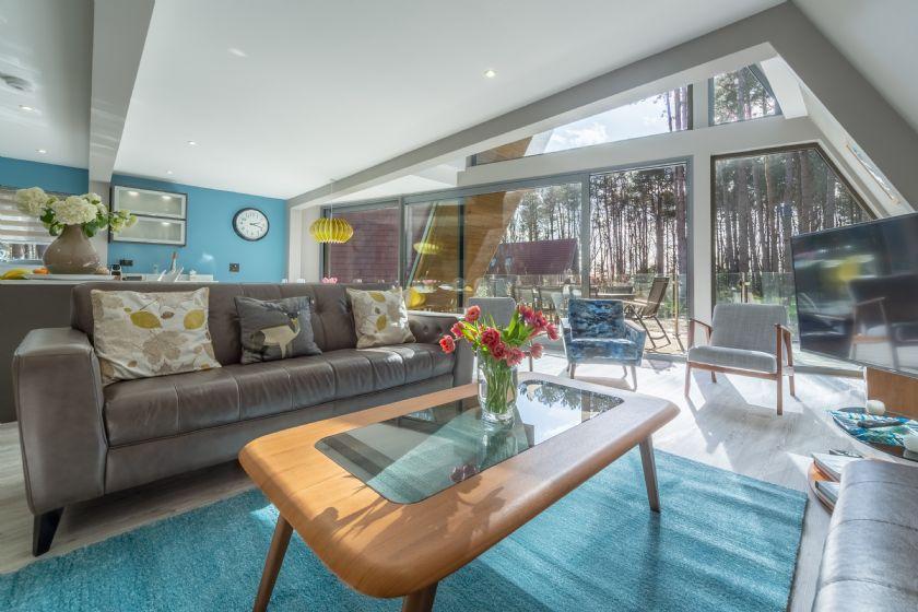 toddler friendly luxury lodge in norfolk