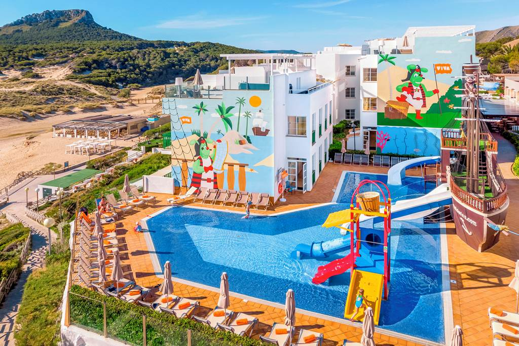 baby and toddler friendly resort in majorca