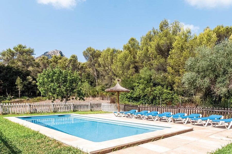 baby and toddler friendly villa in majorca