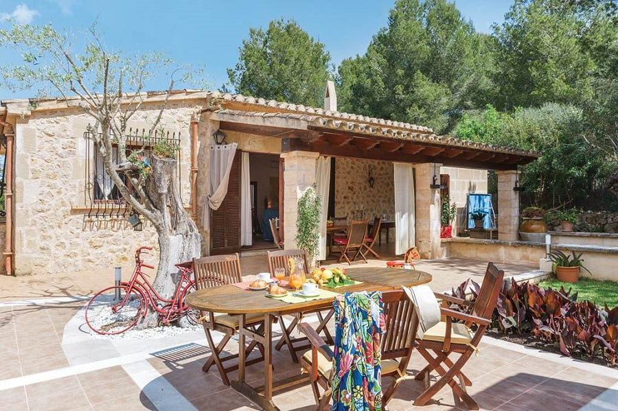 villa for babies and toddlers in majorca