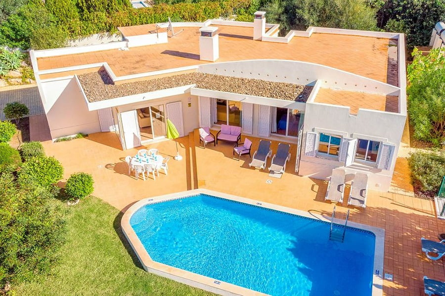 baby and toddler friendly villa in portugal