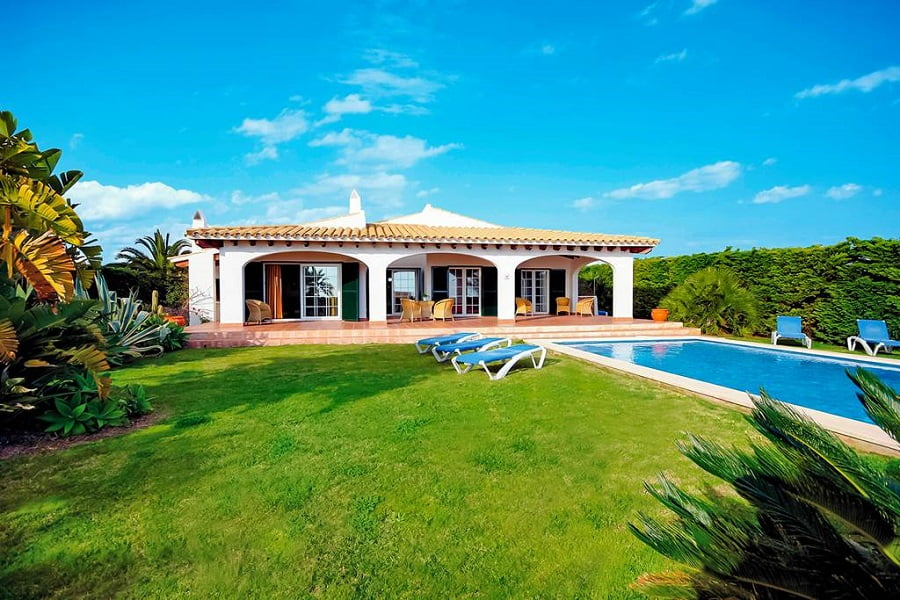 villa for babies and toddler in portugal