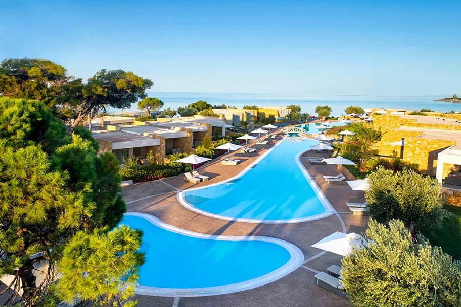 baby and toddler friendly hotel in halkidiki