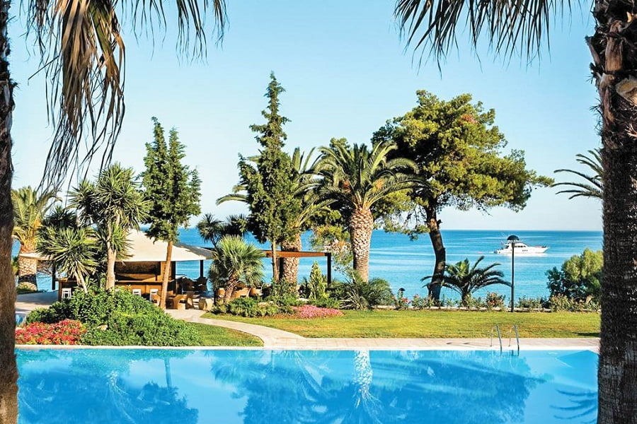baby and toddler friendly place to stay in halkidiki