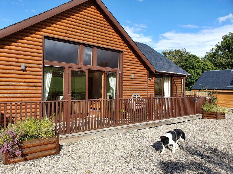 toddler friendly cottage in scotland