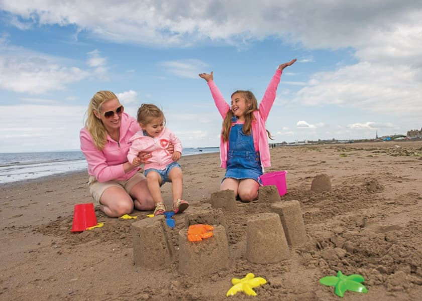 baby and toddler friendly holiday park scotland