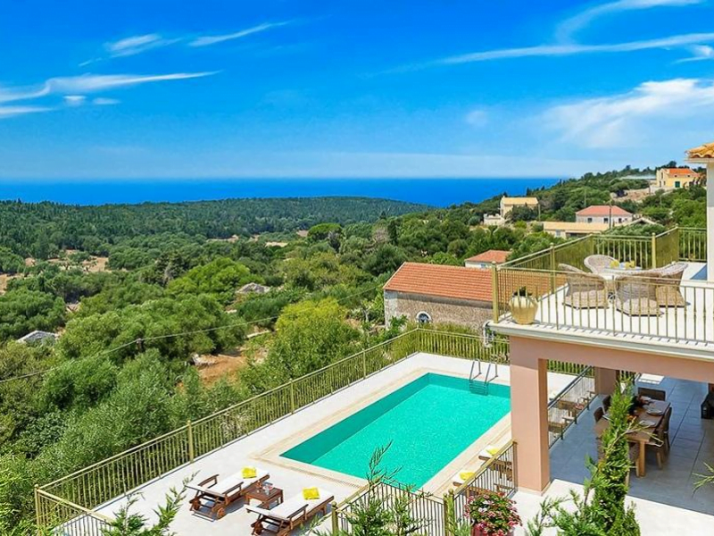 baby and toddler friendly villa in europe