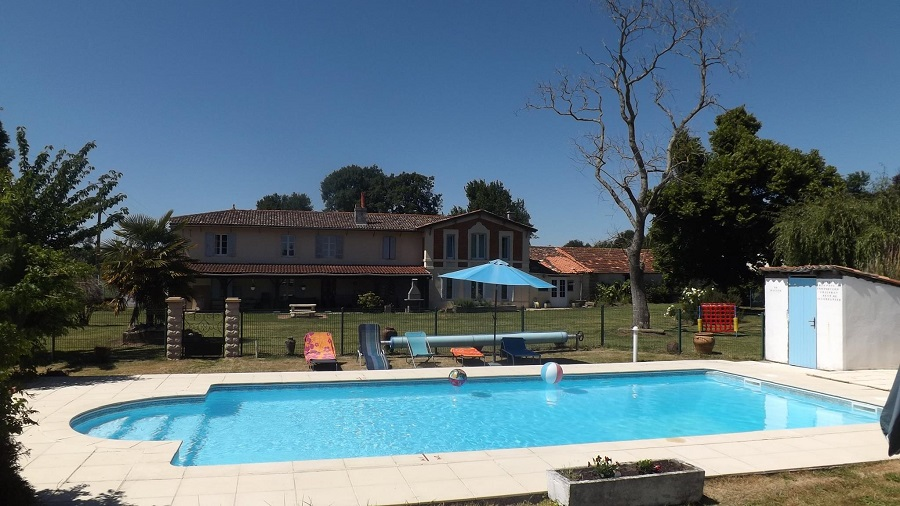 baby and toddler friendly gites in the Charente Maritime, France
