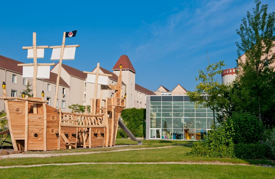 baby and toddler friendly hotel france