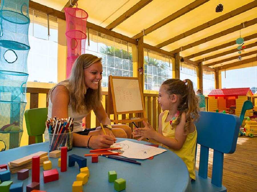 baby and toddler friendly campsite france