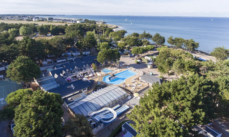 holiday park for babies and toddlers in france