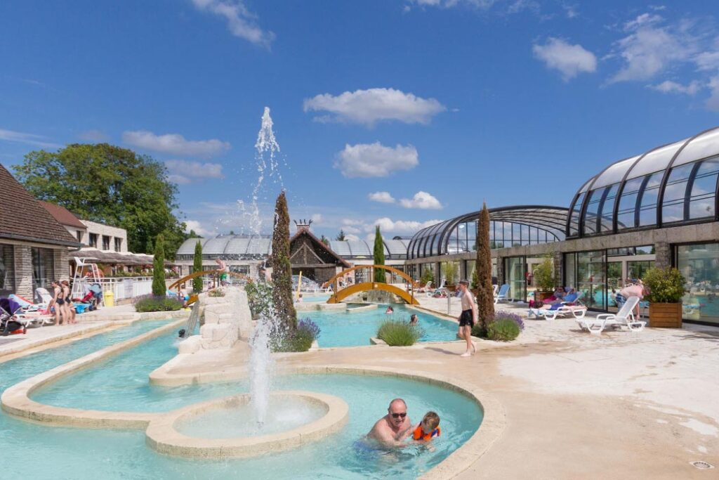toddler friendly holiday park france
