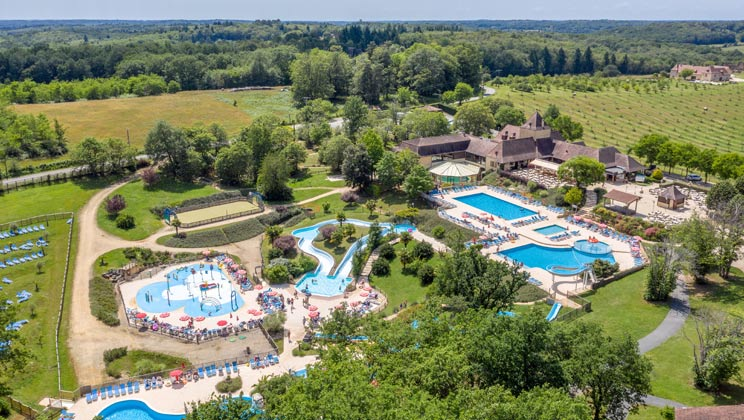 baby and toddler friendly holiday camp in france
