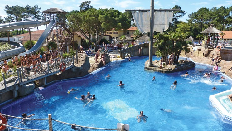 toddler friendly holiday park in france