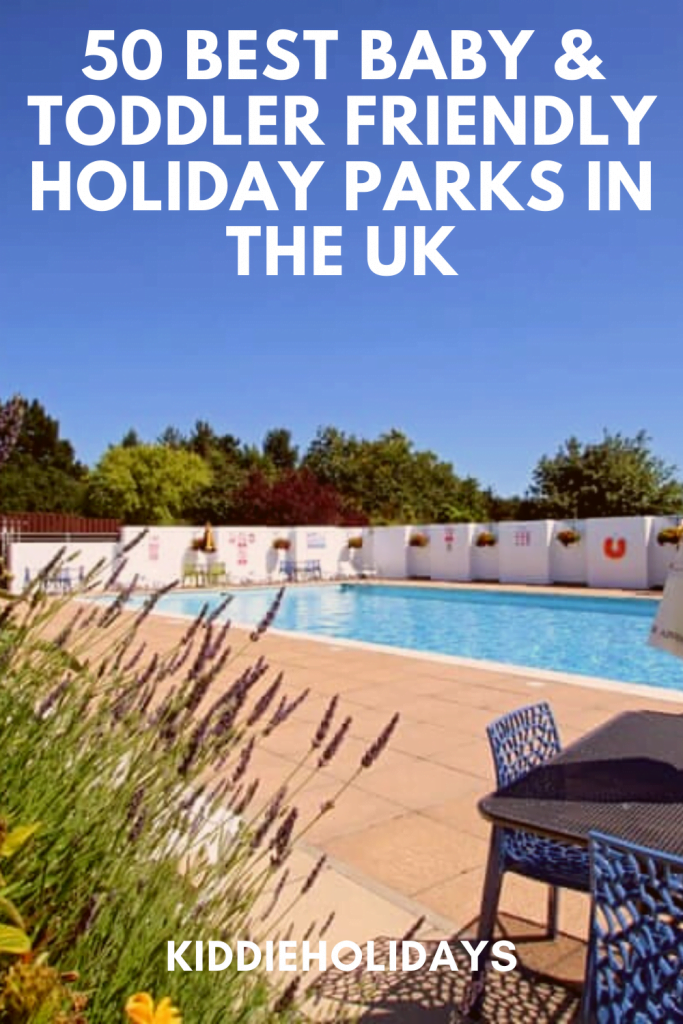 best holiday parks for babies and toddlers