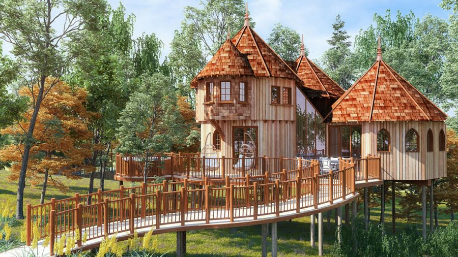 holiday park for babies and toddlers in the new forest