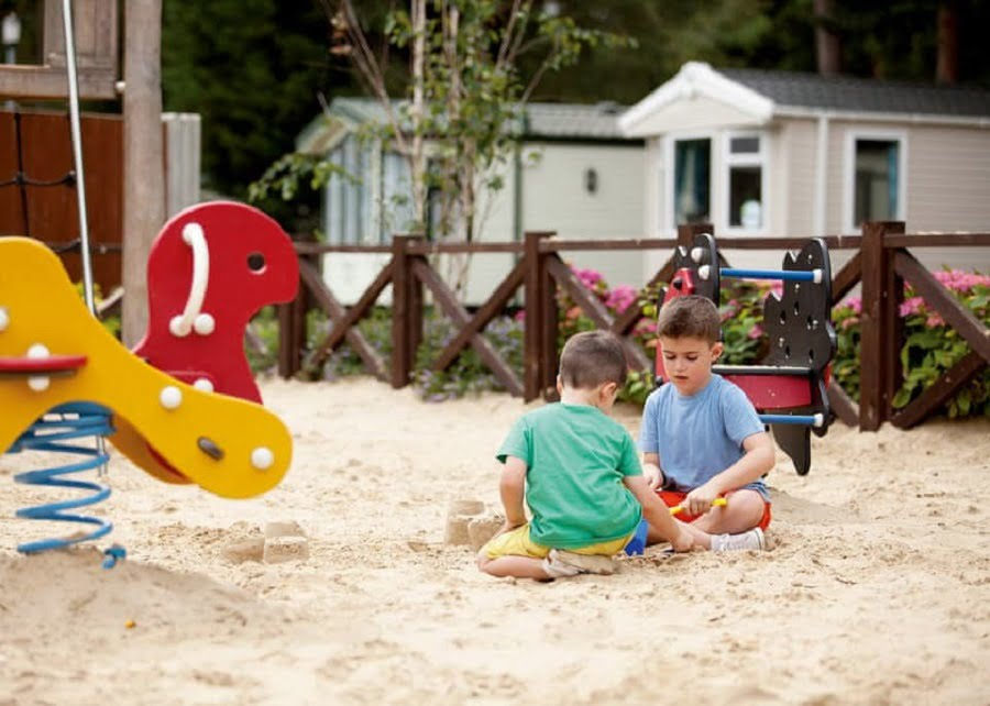 baby and toddler friendly holiday park uk