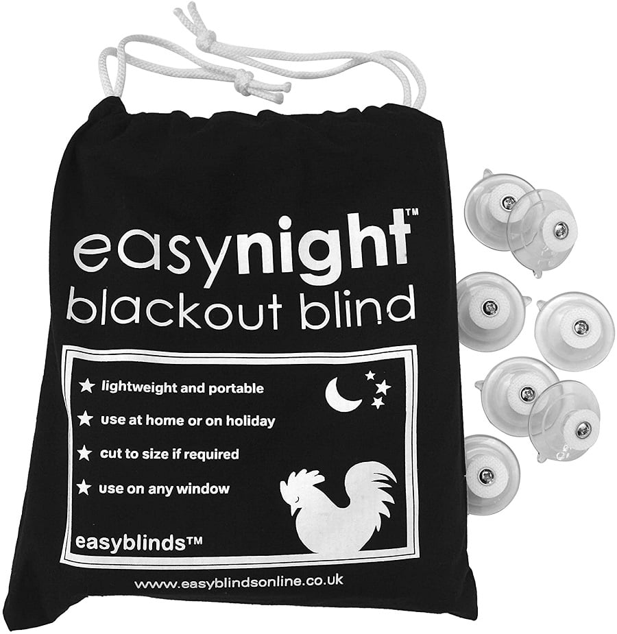 best portable black out blind