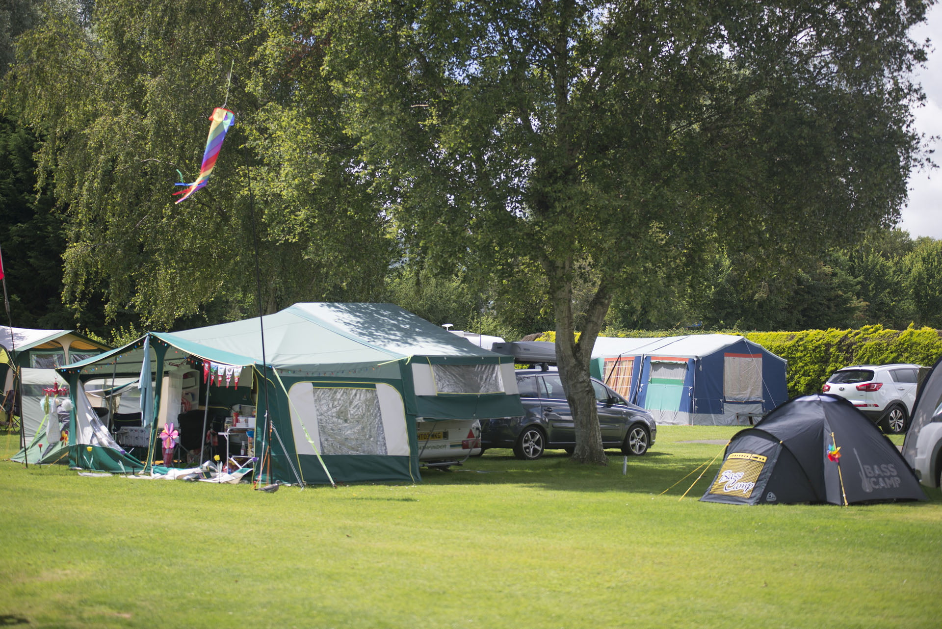campsite for toddlers in the uk