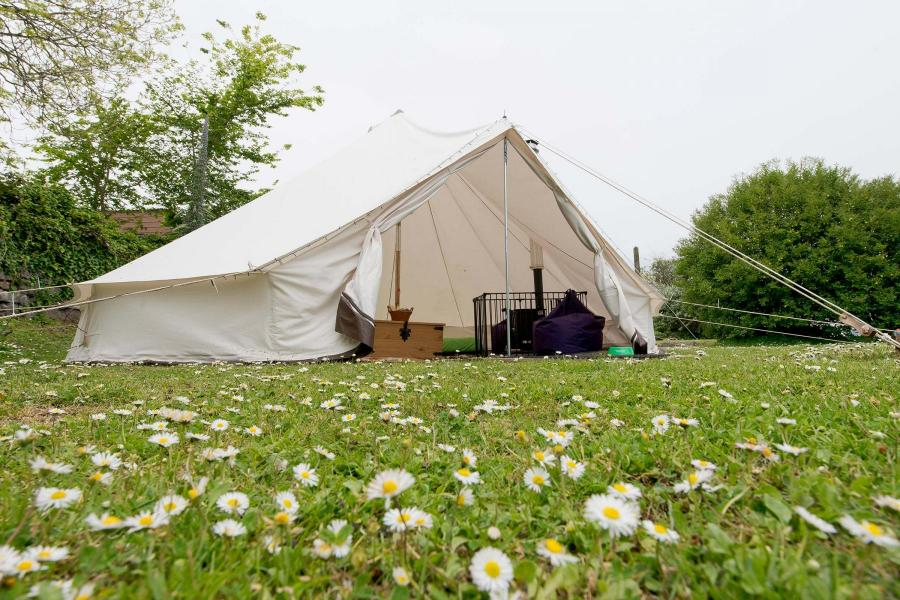 glamping for toddlers
