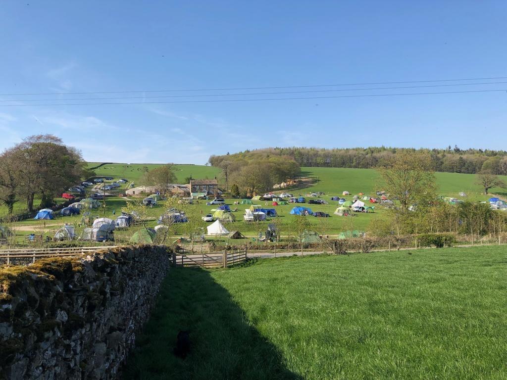 toddler friendly campsite uk