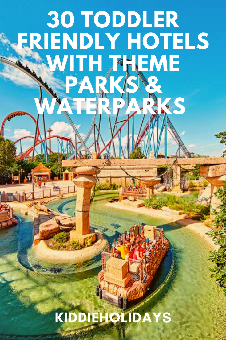 hotels with theme parks