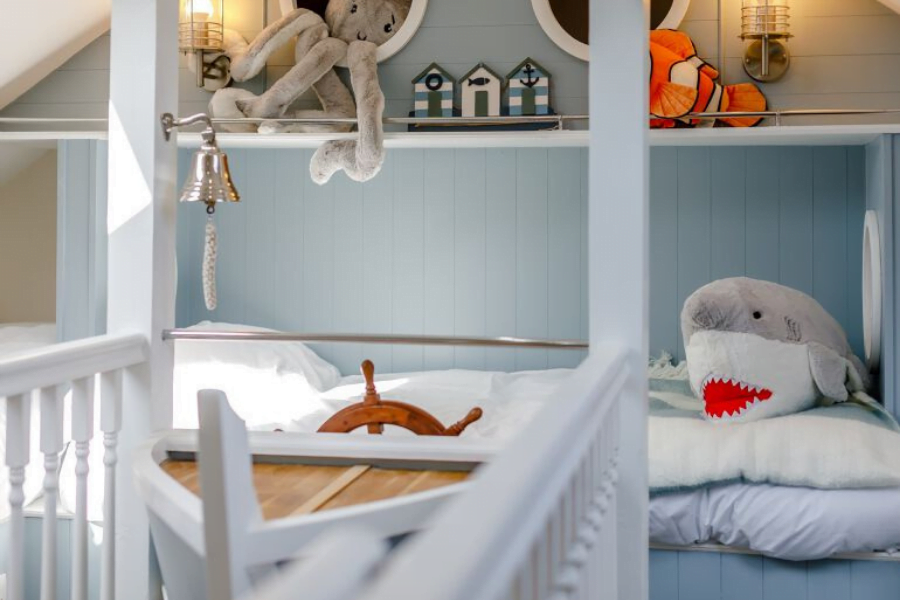 baby and toddler friendly cottage in devon