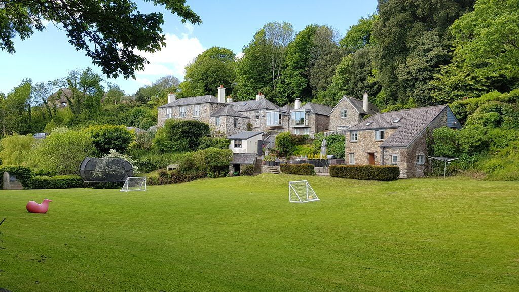 baby and toddler friendly cottages in devon
