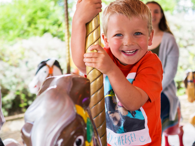 theme parks for toddlers in cornwall