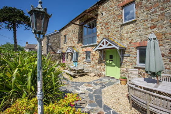 baby and toddler friendly cottages near Bude in Cornwall