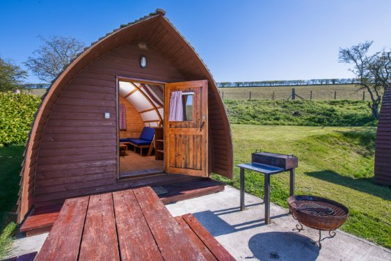 toddler friendly glamping yorkshire