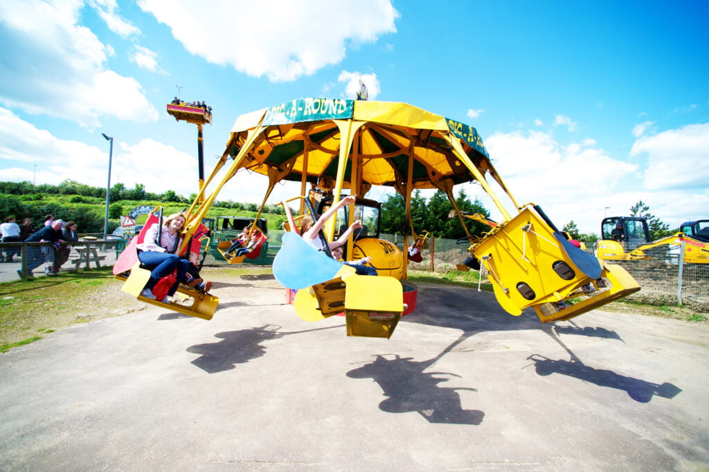 theme parks for toddlers