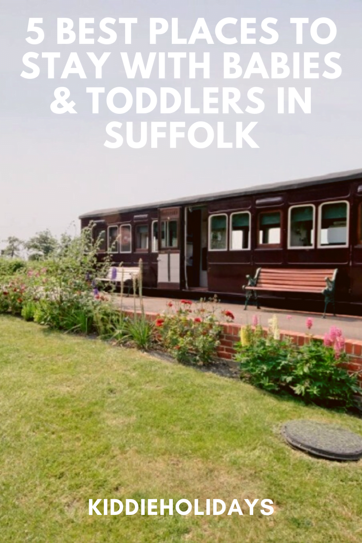 baby and toddler friendly place to stay in suffolk